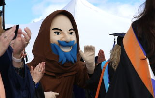 New mascot for Saint Joseph's College of Maine